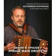 Stéphane Milleret - Accordéon diatonique - Saison 4- Episode 9