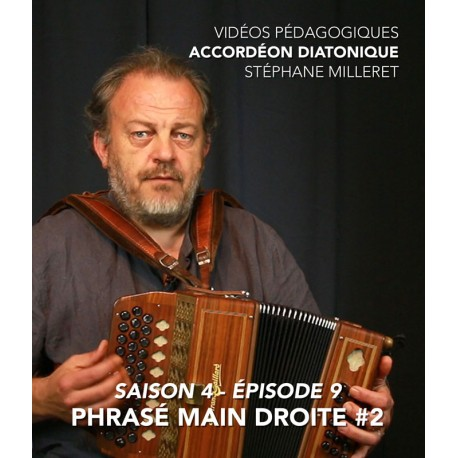 Stéphane Milleret - Melodeon - Season 4 - Episode 9