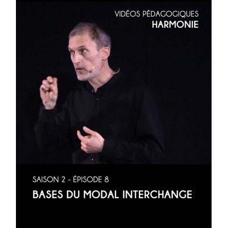 Vidéos pédagogiques - Harmonie - Saison 2 - Episode 8