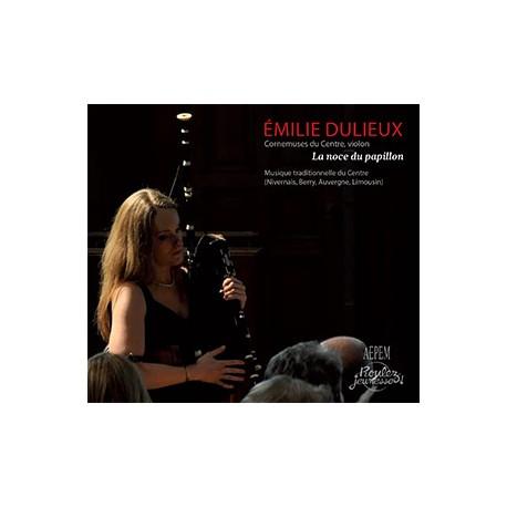 Emilie Dulieux - La noce du papillon