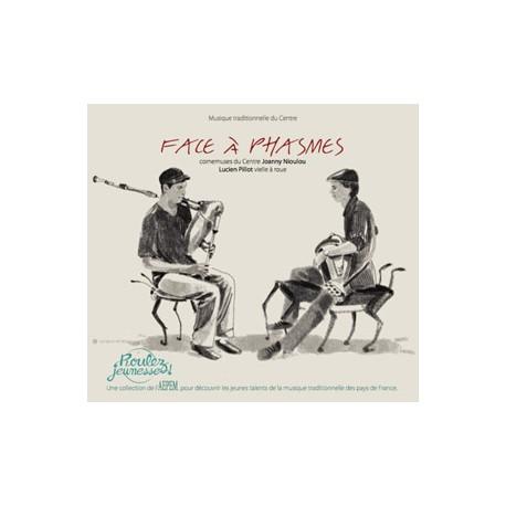 Face à phasmes - Musique traditionnelle du Centre