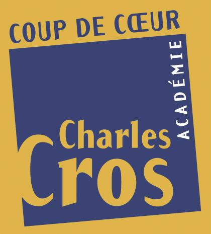 Coup de cœur Académie Charles Cros